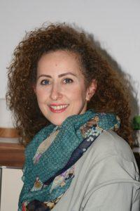 Zahra Mahouri - 2. Vorsitzende und Ansprechpartnerin für die Betreuung