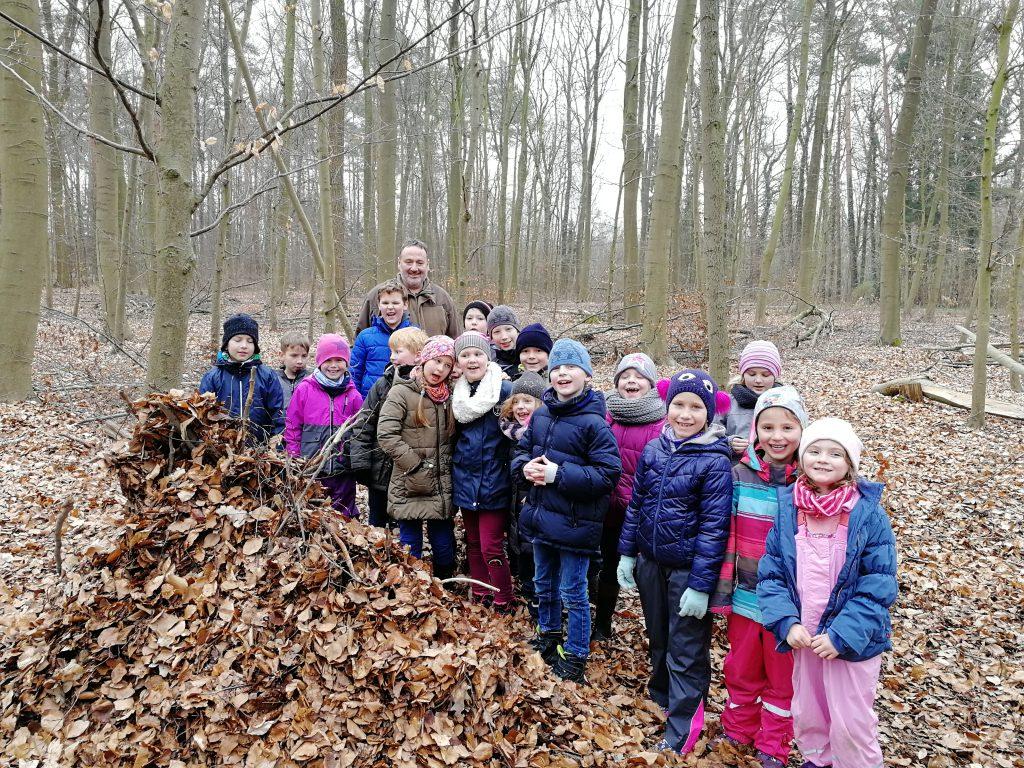 Waldvormittag am 23.03.2019